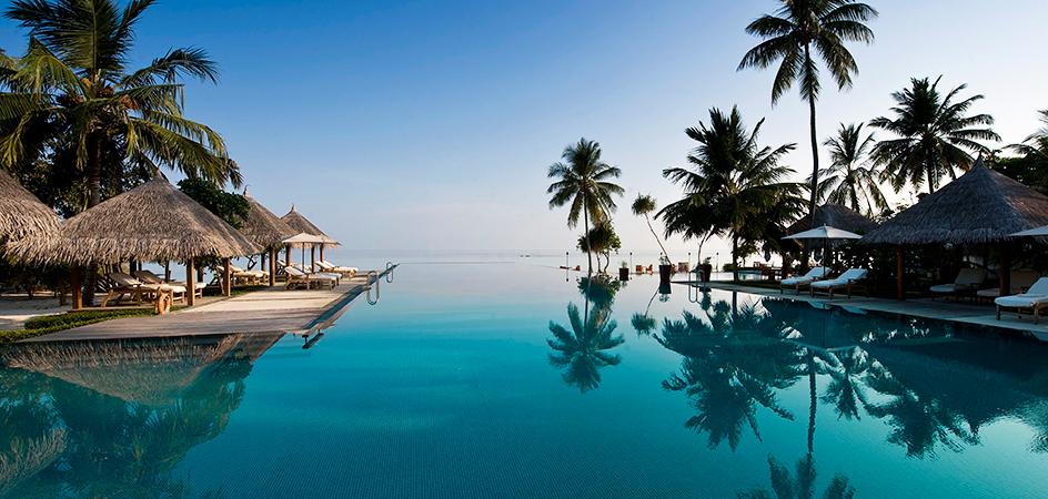 Los hoteles de lujo mejor valorados 2016 blog travel for Mejores resorts maldives